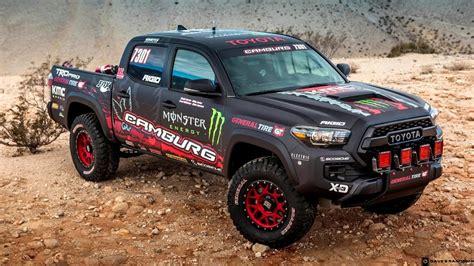 Toyota Tacoma Cing 2017 Toyota Tacoma Trd Pro Race Truck