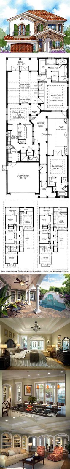 narrow lot house plans with courtyard plan 57245ha narrow lot courtyard home plan house plans home and courtyard house