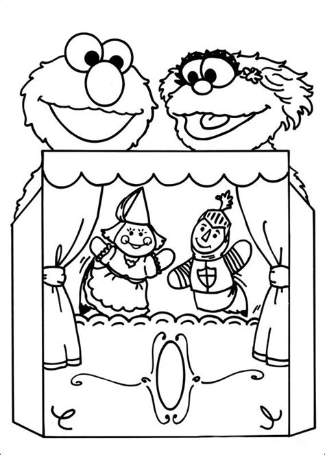 sesame street coloring pages birthday sesame street coloring pages birthday printable