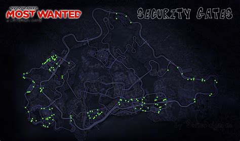 Schnellstes Auto Nfs Most Wanted 2 by Need For Speed Most Wanted 2012 Alle Werbetafeln Map