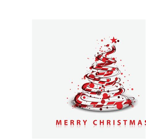 merry christmas modern modern tree clipart clipart suggest