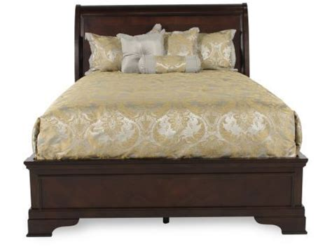 leighton sleigh bedroom set ash b577 kgbd ashley leighton king sleigh bed mathis