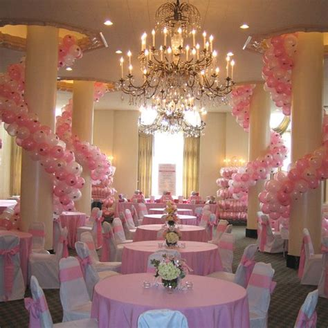 hello any suggestions for a very pale sophisticated pink decoracion de fiesta xv anos rosa 18 ideas para fiestas