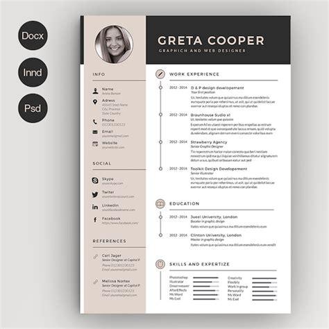Popular Resume Templates Creative Market Empresa Faz Curr 237 Culos Incr 237 Veis Usando O Microsoft Word