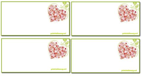 flower tags template free free printable labels and tags 4