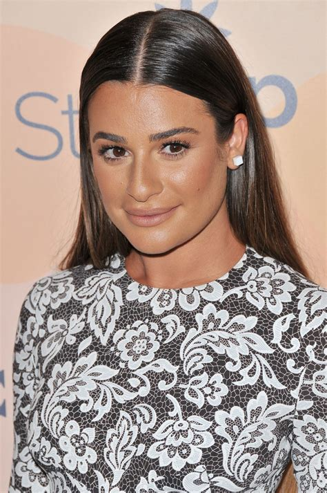 lea michele lea michele at inspiration awards in los angeles 06 02