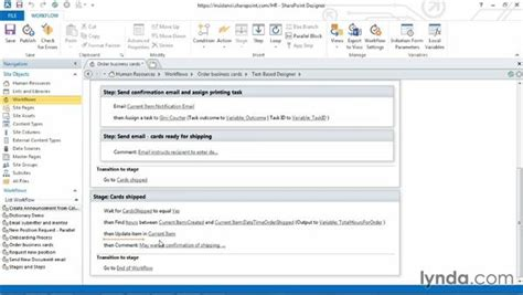 sharepoint designer workflow update list item reviziontronic