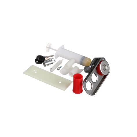 cylinder lock replacement kolpak cylinder lock replacement kit part 241491080