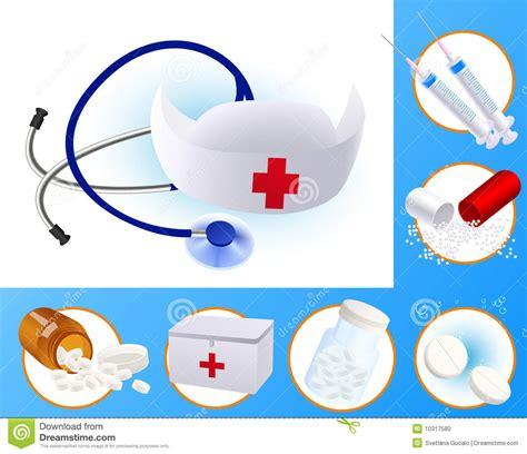 imagenes libres medicina iconos de la medicina foto de archivo imagen 10317580
