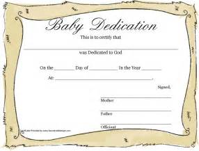 baby dedication certificate template the baby dedication certificate can help you make a
