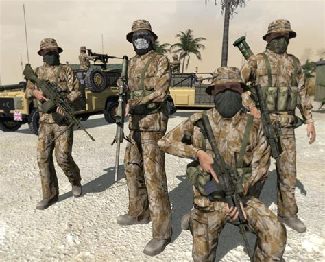 section 20 british special forces british army special forces training