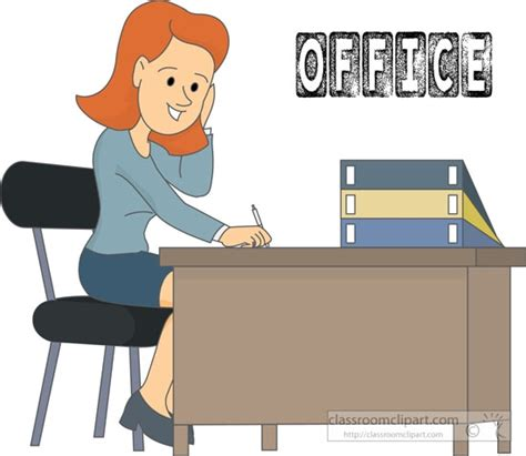 free office clipart free clipart office workers clipartsgram