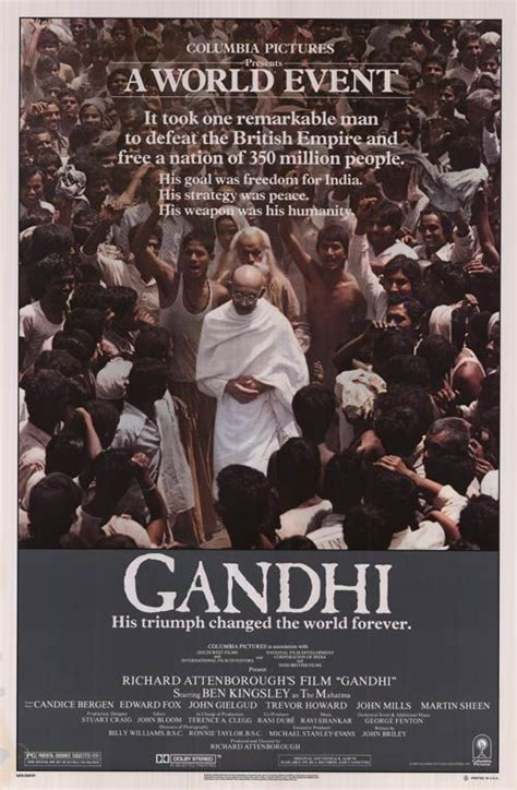 gandhi biography movie 161 best gandhi 1982 images on pinterest