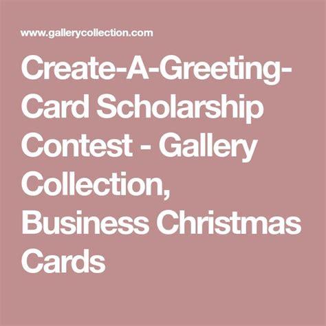 Design A Greeting Card Scholarship
