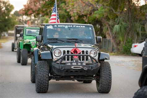 Orlando Jeep Club 15 Warrior Grind