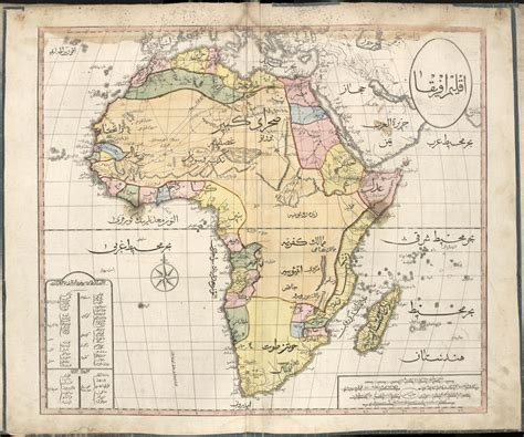 africa map history lost islamic history altahrir news of islam muslims