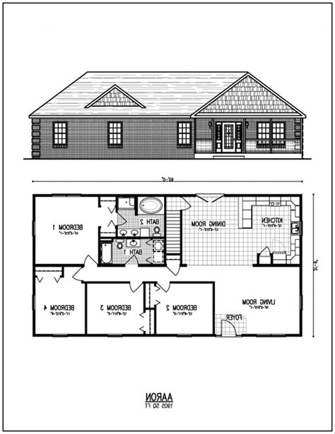 free ranch style house plans ranch house plan photos