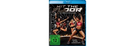 blu ray test hit the floor season 1 blu ray filme