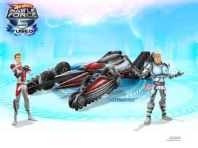 Image   RigSaw   Hot Wheels Battle Force 5 Wiki