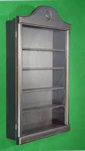 Curio Cabinets Display Cases Wall Curio Cabinet Display Case Shadow Box