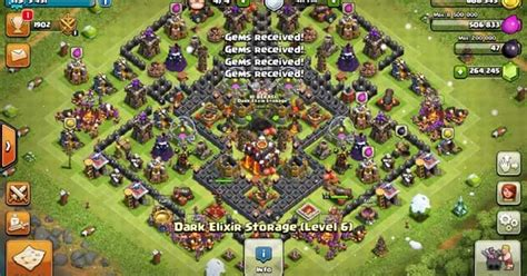 download game coc mod apk versi 8 67 8 hack menambah gems terbaru work coc versi 8 67 8 android