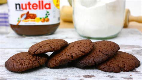 rezepte was zuhause hat nutella kekse mit nur 3 zutaten multikochde chefkoch de