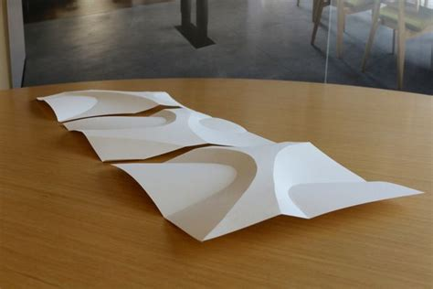 Curved Paper Folding - curved paper folding enjoy