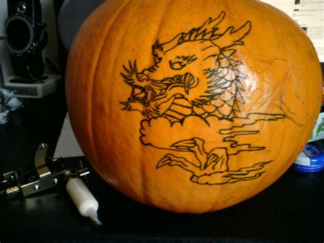 phoenix tattoo design by unmei wo hayamete on deviantart tattoo practice on a pumpkin by unmei wo hayamete on