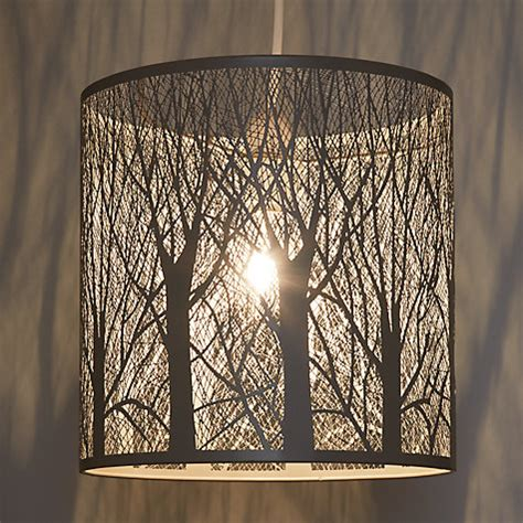 Buy John Lewis Devon Easy To Fit Ceiling Shade Small Lewis Tree Lights