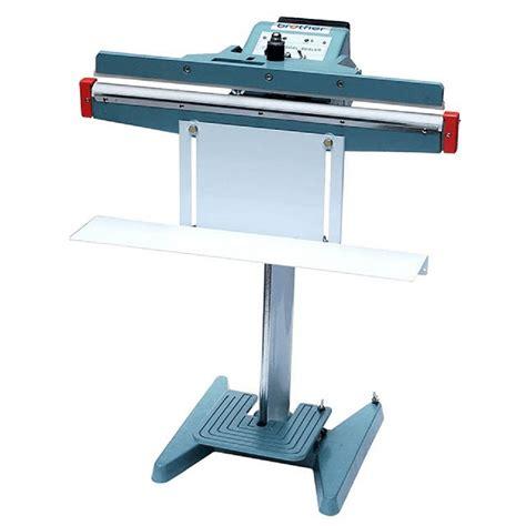 Mesin Sealer mesin pedal sealer murah harga mesin foot sealer astro