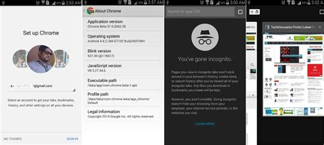 chrome v37 for android apk with material - Android Chrome Apk