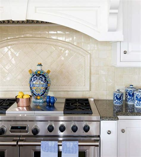 country tile backsplash today s idea add a backsplash to your kitchen counter