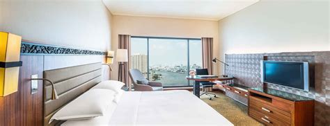 riverview room deluxe riverview room royal orchid sheraton hotel towers