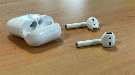 test des airpods les 233 couteurs bluetooth d apple l express