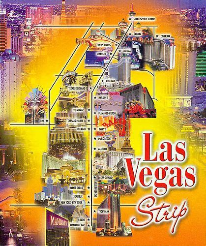 map of las vegas attractions pictures of las vegas attractions las vegas map jpg las