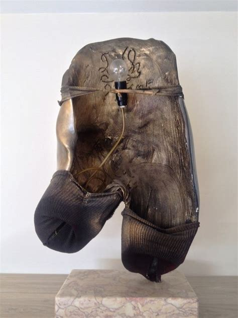 best seller sculpture 65cm 24113 christian defays lifelike buttocks with lighting 65 cm