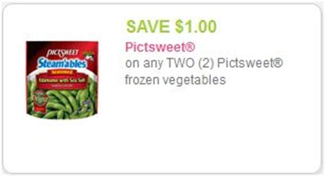 printable frozen vegetable coupons rare pictsweet vegetable coupon print and save kroger