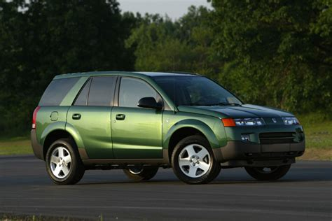 green saturn car 2004 saturn vue pictures photos gallery green car reports