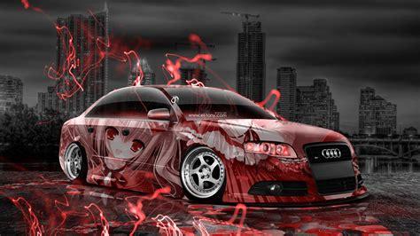 Auto Tuning 2015 by Audi S4 Tuning Anime Aerography City Car 2015 El Tony