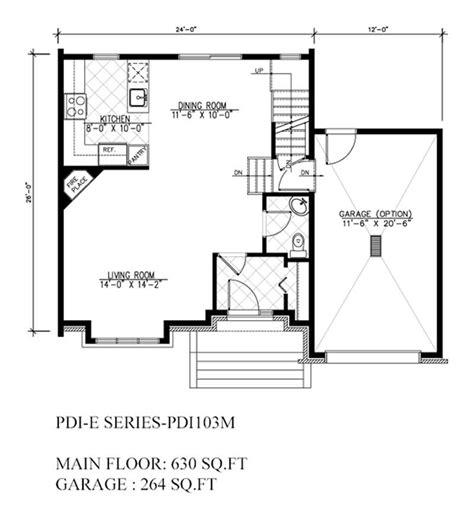 one story garage apartment plans european house plans home design pdi e103m