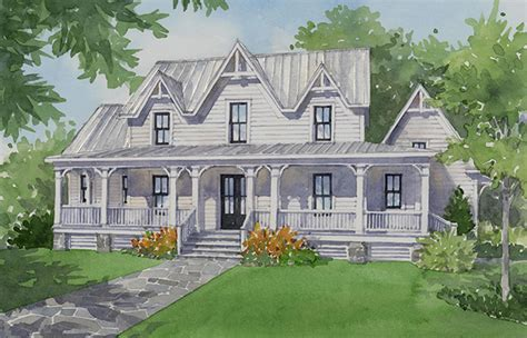southern living house plans com four gables by mitchell ginn build the perfect farmhouse with these 6 layout ideas