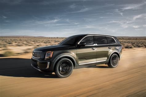 Kia New Suv 2020 by The All New 2020 Kia Telluride Offers Rugged Luxury