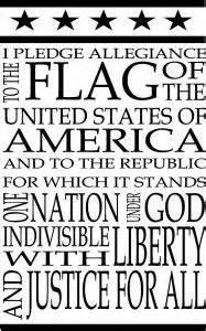 printable lyrics to the pledge of allegiance fourth of july printable god bless america sale print