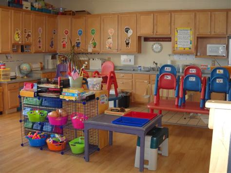 in home daycare ideas for the