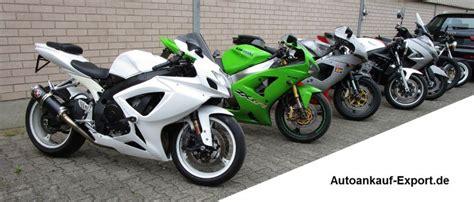 Motorrad Gebraucht Motor by Motorrad Ankauf H 228 Ndler Barzahlung Bei Aholung