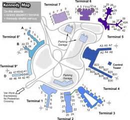 kenedy map image gallery jfk airport layout