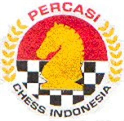 Catur Percasi persatuan catur seluruh indonesia percasi makna logo