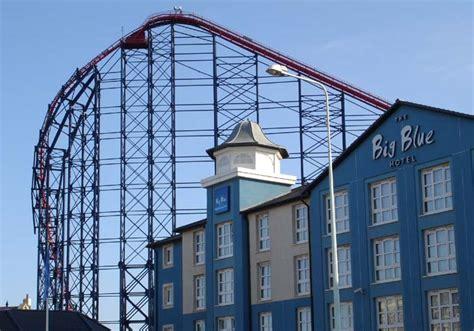 Theme Hotel Blackpool | blackpool pleasure beach theme park review s 2006 uk
