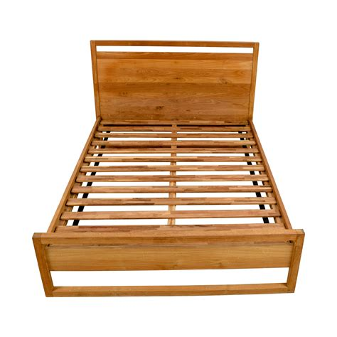 Crate And Barrel Platform Bed Second Bed Frames On Sale