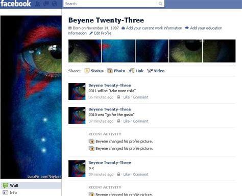 membuat sul facebook keren cara membuat foto profil facebook terlihat unik gokil dan